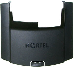 STAND COVER 36110: Nortel, IP, 1120E, 1140E, Cord Cover, Charcoal