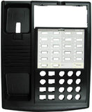 TOP HOUSING 30030: Avaya, Euro 18D, New or Old Style, Black