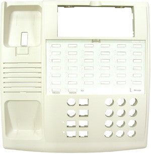 TOP HOUSING 30060: Avaya, Euro 34D, New or Old Style, White