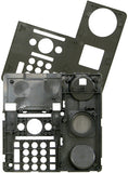 TOP HOUSING 30096: Avaya, IP, 9630, 9640, Charcoal, With Faceplate