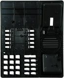 TOP HOUSING 30230: Avaya, MLX 10, Old Style, Black
