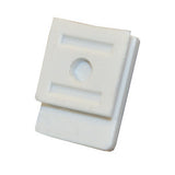 WALL CLIP 33050: Mitel, 4XXX Series, Lt. Gray