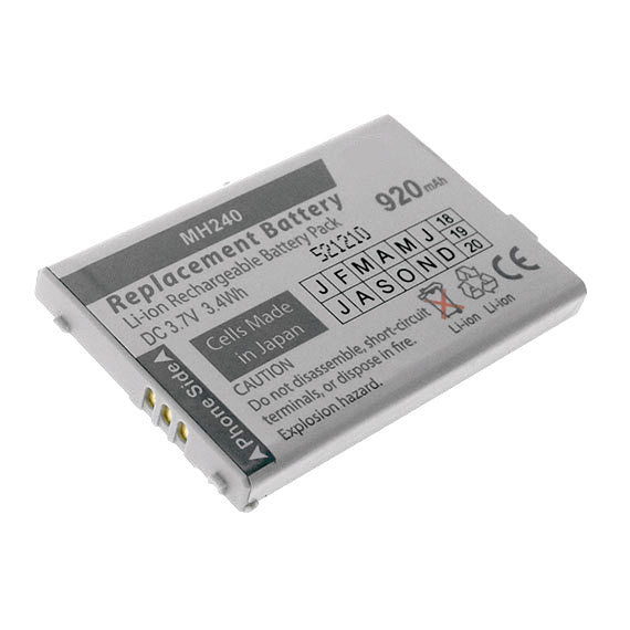 NEC MH240 Replacement Battery