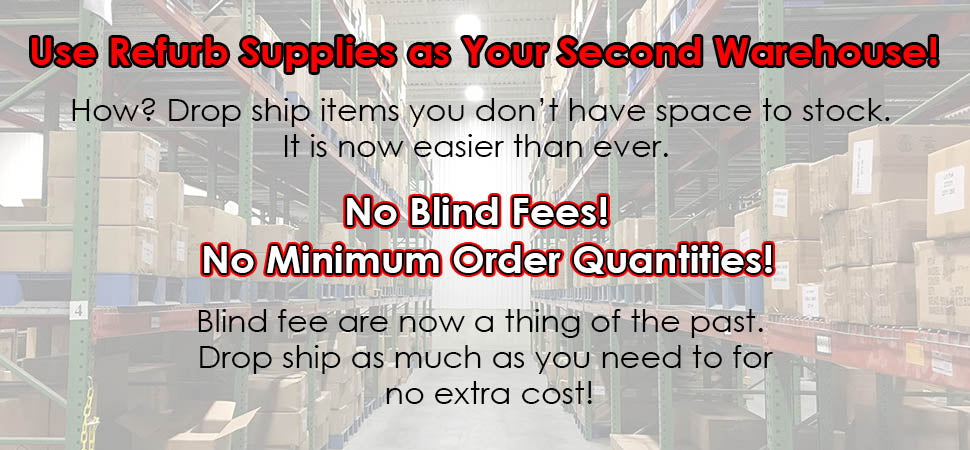 No minimum orders