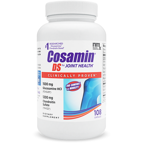 Cosamin®DS 108 Capsules (Bargain Buy)