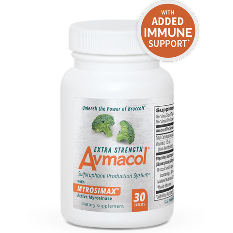 Avmacol® Extra Strength 30 Tablets (Once Daily)