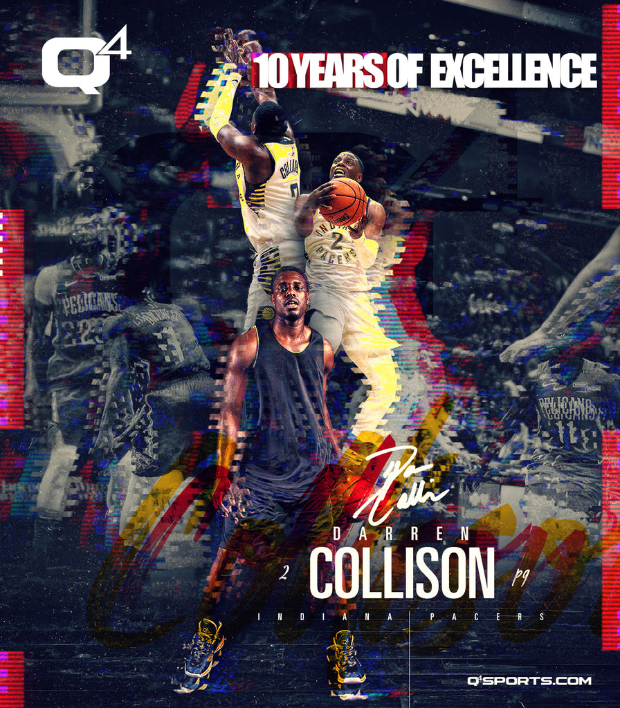 Darren Collison - 10 Years of Excellence