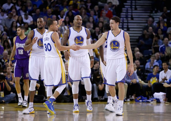 NBA: Golden State Warriors '15 key reserve, Marreese Speights signs sneaker deal with Q4 Sports