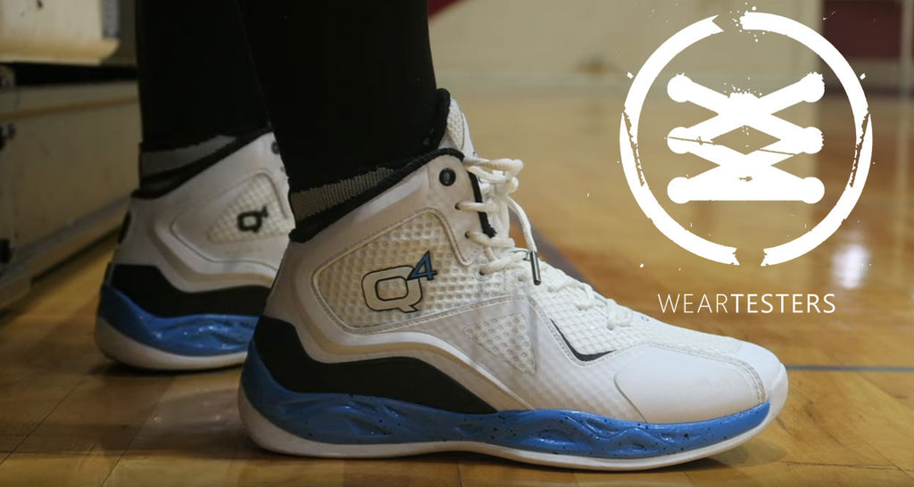 WearTesters.com - Q4 Sports Millennium Hi Performance Review