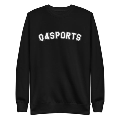 Q4SPORTS Collegiate Fleece Pullover - Unisex