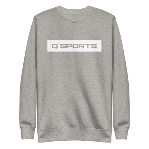 Q4SPORTS WORK4YOURS Fleece Pullover - Unisex
