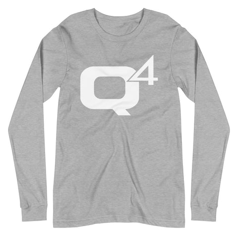 Q4 Essential Long Sleeve Tee - Unisex