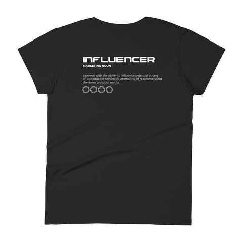 Q4 INFLUENCER Tee - Womens