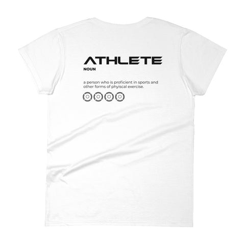 Q4 ATHLETE Tee - Womens