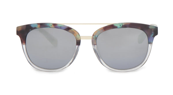 Mamie - C4 X Susie Wall - Teal Purple Tortoise Shell