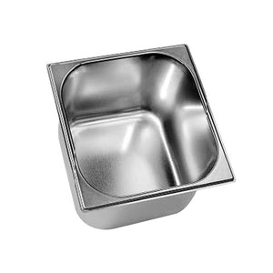 2.5 Liter Stainless Steel Pan