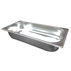 3 Liter Stainless Steel Pan