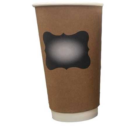 20oz Double Wall Coffee Cups