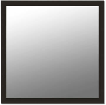 "Large Square Mirror (36""W x 36""H)"