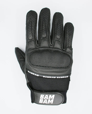 "Bam Bam Leather Gloves ""Solid"" - The Boardroom"
