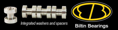 Abec 11 Biltin Bearings - Abec 7 - Abec 11 - The Boardroom NZ