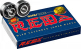 Bones Race Reds Bearings - The Boardroom