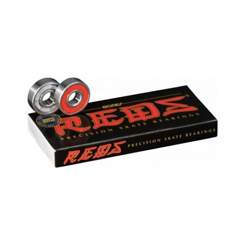 Bones Reds Bearings - The Boardroom