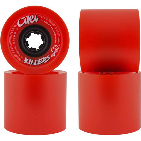 Cuei Killers 74mm Longboard Wheels - The Boardroom