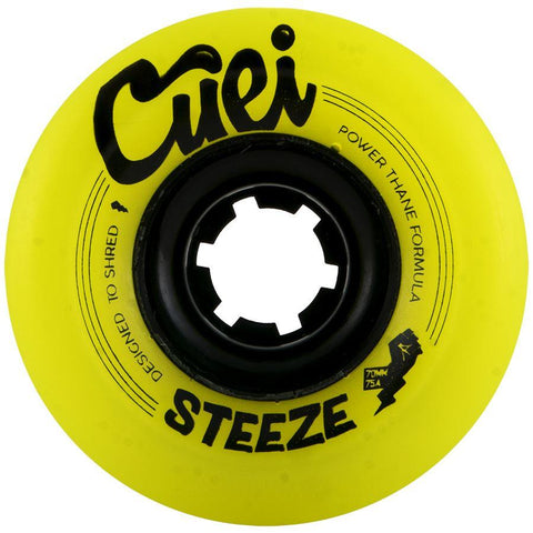 Cuei Steeze Freeride 70mm Longboard Wheels - The Boardroom