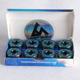Longboardmodel Ceramic Bearings Set (8 bearings) - The Boardroom