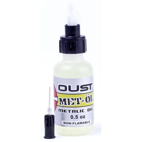 Oust MET-OL Speed Oil Lube - Longboard Skateboard Bearing Lubricant - The Boardroom