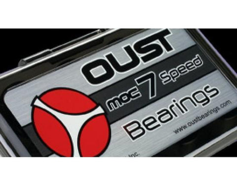 Oust MOC 7 Speed Bearings - The Boardroom