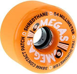 Sector 9 Omega 64mm Longboard Wheels - The Boardroom