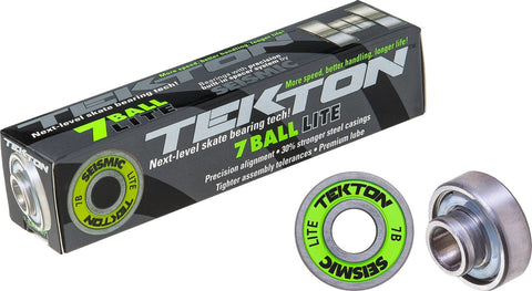 Seismic Tekton 7-Ball LITE Built-In Bearings - The Boardroom