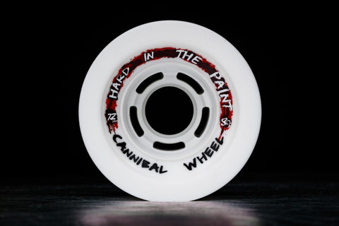 Venom Hard In The Paint Cannibal 72mm 80a Longboard Wheels - The Boardroom