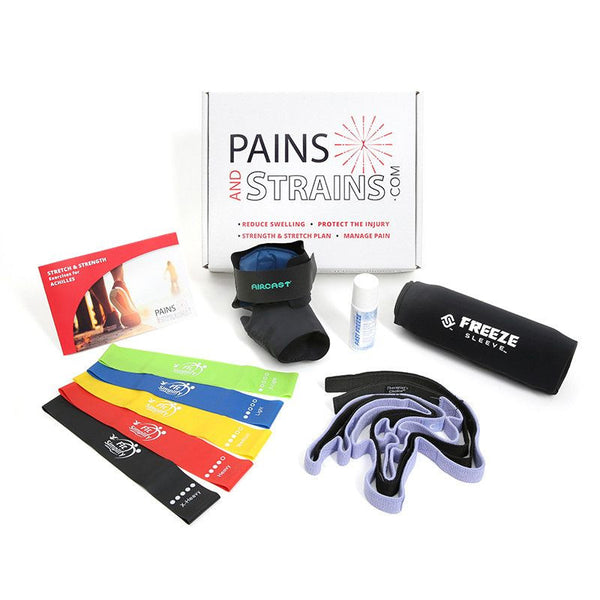 Achilles Tendon Care Kit - Ankle