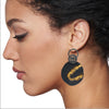 Cosmological Forces Earrings by Tara Lofhelm at eclecticartisans.com