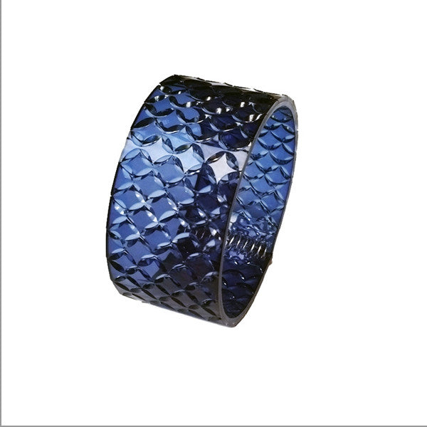 Water Hole Cuff by Kath Inglis at eclecticartisans.com