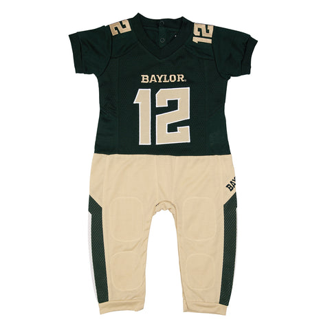 "University of Michigan ""Onesie"" Baby and Infant Football Uniform Pajama"