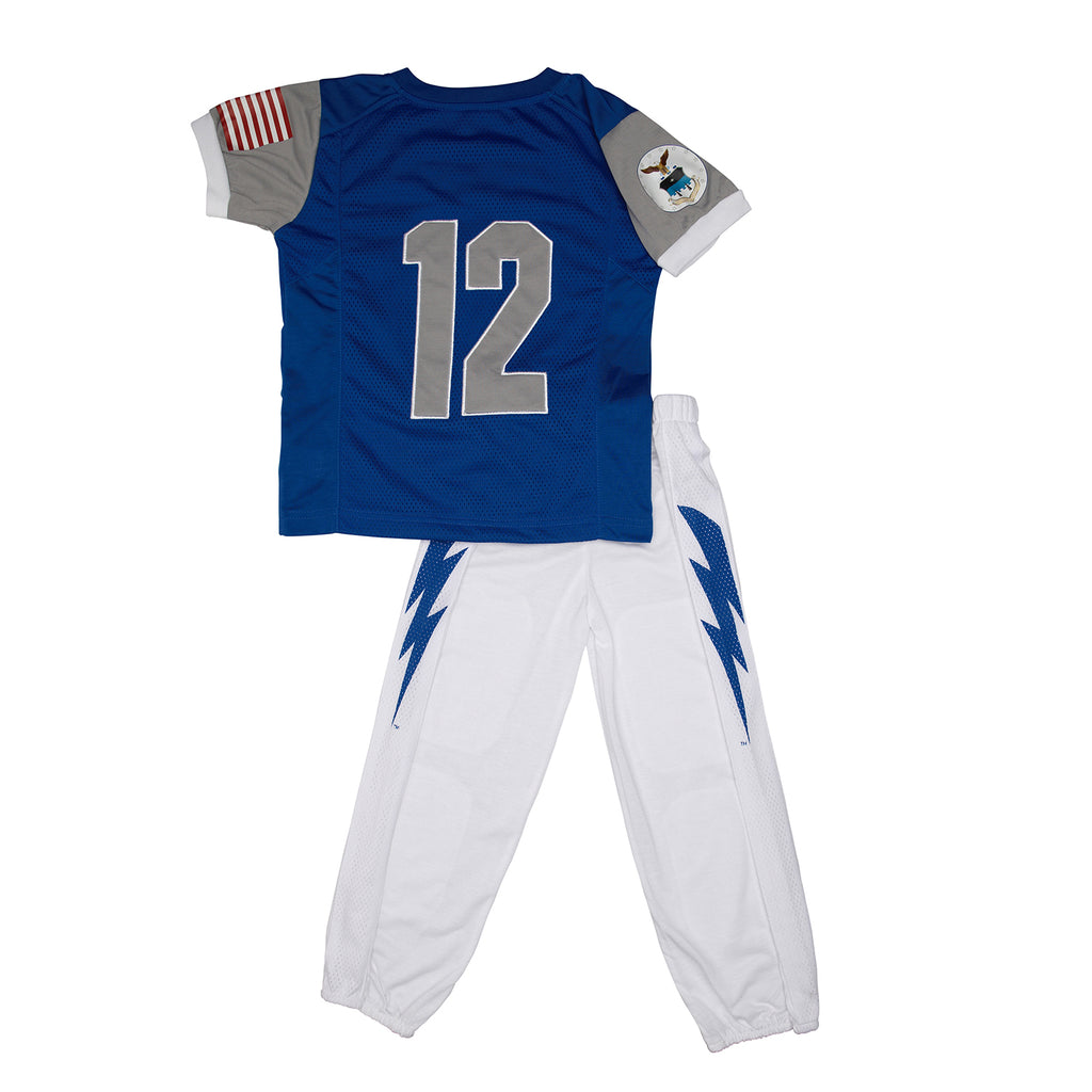 "United States Air Force Academy ""Two-Piece"" Toddler Football Uniform Pajama"