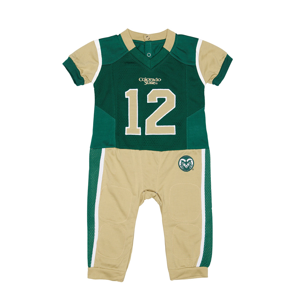 "Colorado State University CSU ""Onesie"""