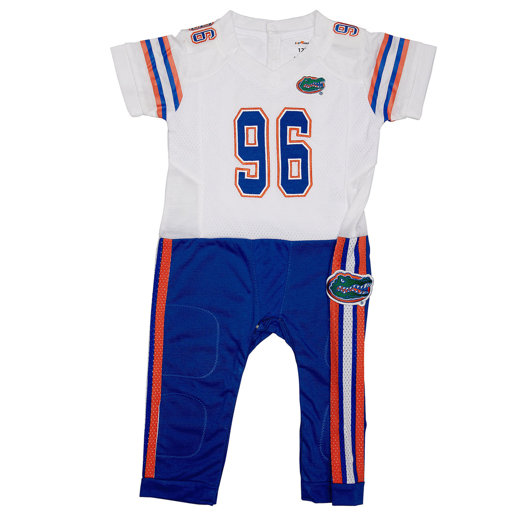 "University of Florida UF Away ""Onesie"" Baby and Infant Pajama"