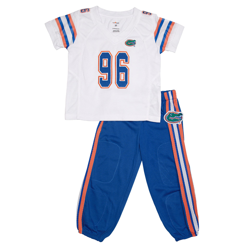"University of Florida UF Away ""Two-Piece"""