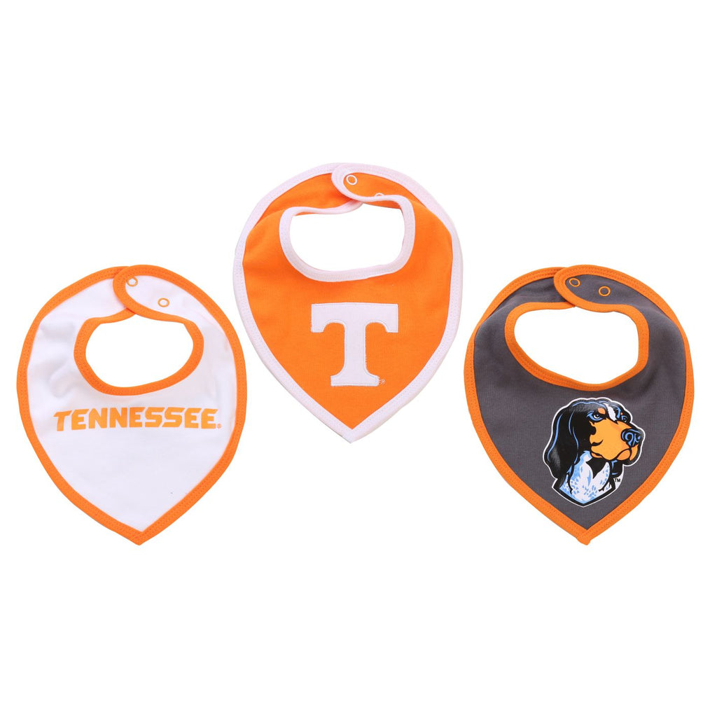 NCAA Tennessee Volunteers Baby Boy and Girl Bib