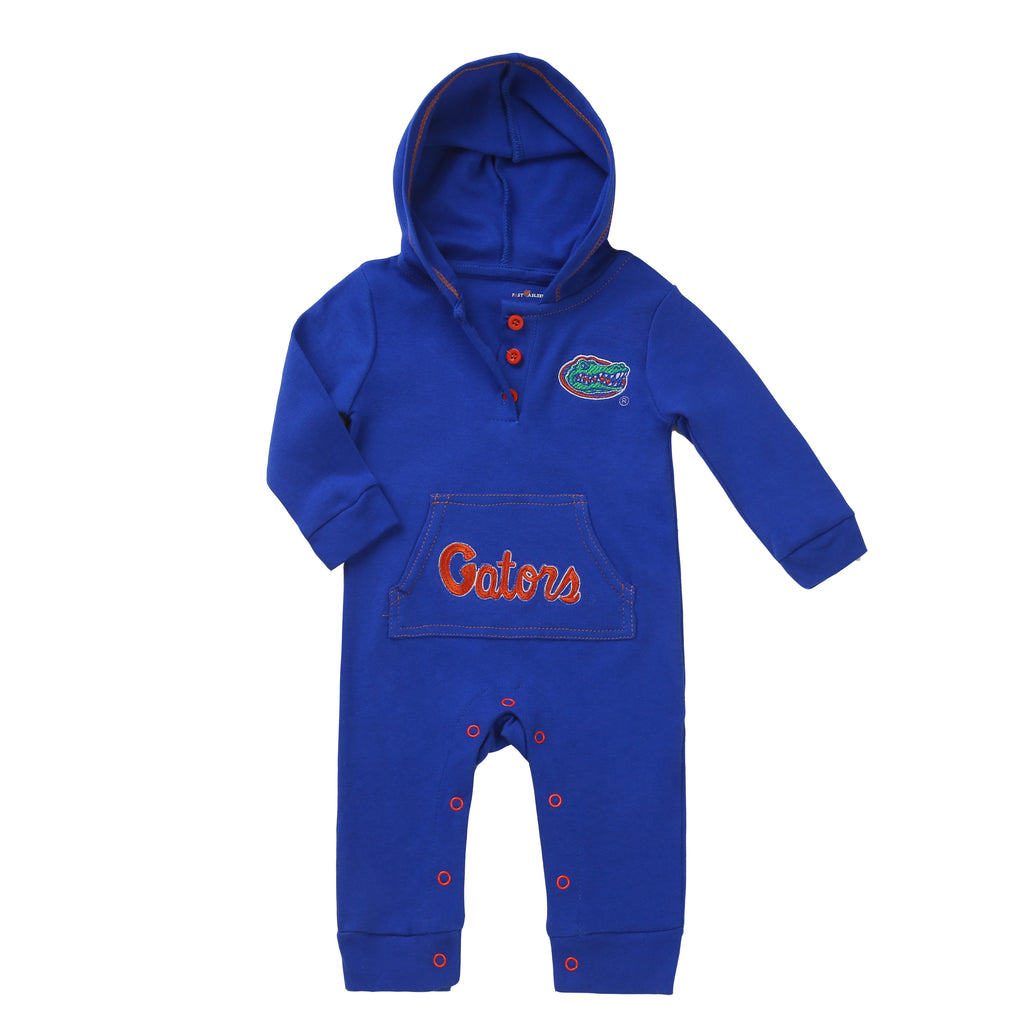 Florida Gators Baby and Toddler Hooded Romper