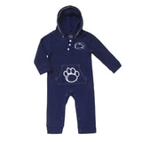 Pennsylvania State Baby and Toddler Hooded Romper