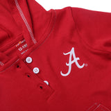 Alabama Crimson Tide Baby and Toddler Hooded Romper