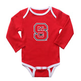 NCAA North Carolina State 2 pcs Baby Bodysuits