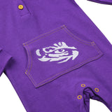 LSU Tigers Baby and Toddler Hooded Romper