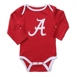 NCAA Alabama Crimson Tide 2 pcs Baby Bodysuits